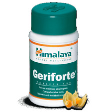 3 X Ayurveda Himalaya Herbal Geriforte 100 Tablets Free Shipping