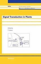 Molecular and Cell Biology Updates: Signal Transduction in Plants (2011,...