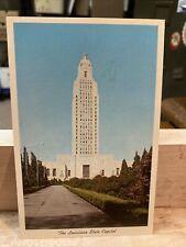 The Louisiana state capital, Baton Rouge,Louisiana