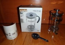 Brewell Café Coffee or Tea Plunger French Press ~ 3 cup ~ 350ml ~ New in Box