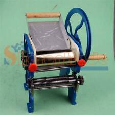 Commercial Manual Noodle machine Pasta Dumpling Skin Maker Machine