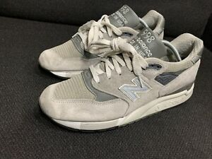 NEW BALANCE 998 Bring Them Back Size 8.5 M998 MADE IN USA SUEDE 990 997 991