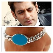 Salman Khan Fashion Bracelet and Earing Bollywood Style Stainless Steel