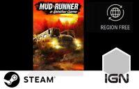 Splinters: MudRunner [PC] Steam Download Key - FAST DELIVERY