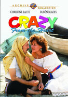 Crazy from the Heart [New DVD] Manufactured On Demand, Full Frame, Dolby