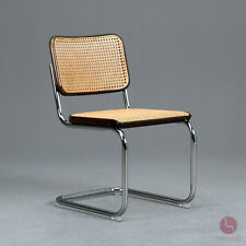 Thonet S32 Freischwinger Bauhaus Klassiker Stuhl Braun Breuer cantilever chair