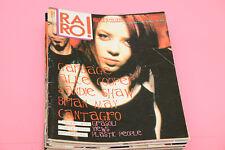 "RARO RIVISTA DISCOGRAFIA LP 7"" EX N° 91 GARBAGE ......."