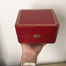 CARTIER - Grand ÉCRIN pour Montre Vide BIG Watch Box Empty