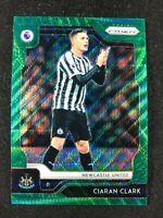 2019-20 Panini Prizm Premier League Soccer Ciaran Clark Newcastle Green #212