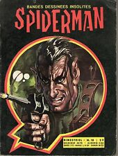SPIDERMAN 18  EDITIONS OCCIDENT1970