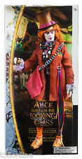 Authentic Disney Film Collection Mad Hatter Doll Alice Through the Looking Glass