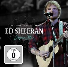 ED SHEERAN - SUPERSTAR UNAUTHORIZED   CD+DVD NEU