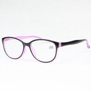 Womens Ladies Reading Glasses Fashion Readers 1.0 1.5 2.0 2.5 3.0 3.5 4.0 J