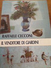 2006 RAFFAELE CECCONI-IL VENDITORE DI GIARDINI-DUE SCHIZZI DI ANNIGONI E MUCCHI
