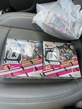 2019-20 PANINI DONRUSS OPTIC NBA Basketball Walmart Mega Box (Lot Of 2)