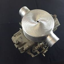 Blow Through Carb or Throttle Body Hat or Turbo Bonnet Brand New Custom Made