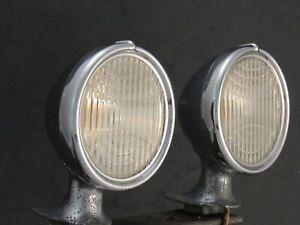 Original 1931 LaSalle Fender Lights CM Hall Parking Lamps
