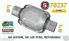 "70237 Eastern Universal Catalytic Converter Standard Catalyst 2"" Pipe 6"" Body"