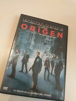 Dvd ORIGEN CON LEONARDO DI CAPRIO ( UNA PELI BRUTAL)