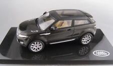 Land Rover Evoque  3 Door  schwarz  IXO  Maßstab 1:43  OVP  NEU
