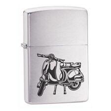Personalisierte Vespa Bike Original ZIPPO Feuerzeug Geburtstagsgeschenk Gravur kostenlos