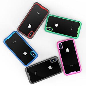 For Apple iPhone XR Xs Max X 8 7 Plus 6 Se 2020 Case Cover Slim Phone Bumper