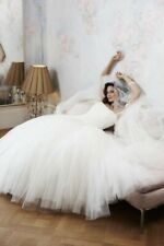 Sassi Holford Samantha Huge Ballgown Wedding Dress. Ex Sample