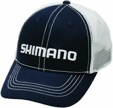 New Shimano Smokey Trucker Cap Navy AHATSMOTCNV