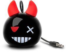 Stereo 2.0 Rechargeable Mini Speaker Devil