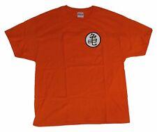 Dragon Ball Super DragonBallZ DBZ GT Roshi Turtle Symbol Kanji Goku T-Shirt XL