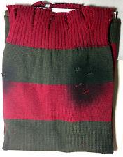 Freddy Krueger DELUXE Sweater Size Teen-Small (12-14)