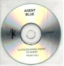 (AI173) Agent Blue, A Stolen Honda Vision - DJ CD