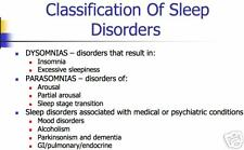 68 pg. Sleep Disorder APNEA NARCOLEPSY PowerPoint Presentation on CD