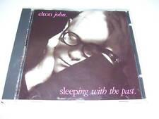Elton John - sleeping with the past ( cd 1989 )