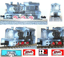 ATLAS 4069 By LOCOMOTIVE DE RIVAROSSI INTERRUPTEUR PEINT WEHRMACHT OVP WWI