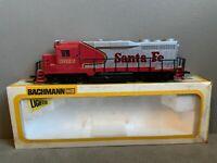 VTG HO Santa Fe 5622 Diesel Locomotive Bachmann Motored Yard Switcher Train RR