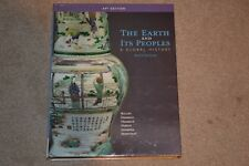 The Earth and Its Peoples: A Global History (AP Edition) Hardcover NEW* FREE SHP