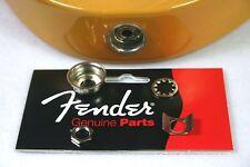 Fender Tele Telecaster Nickel Plated Input Jack Cup Ferrule 0991941000 Guit