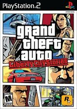 Grand Theft Auto: Liberty City Stories - Playstation 2 Game Complete