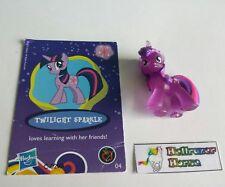 My little pony G4 Blind bag Twilight Sparkle 💕 & card