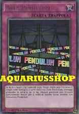Yu-Gi-Oh Area Pendulum DOCS-IT077 Rara ITA Dimensione del Chaos Nuovo Fortissimo