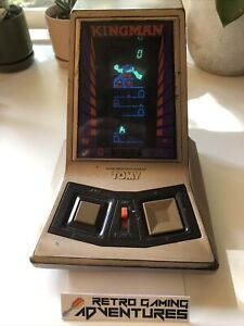 Tomy Kingman LED Tabletop Game - Cleaned and Tested