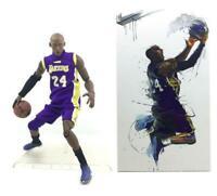 NBA Basketball L.A Lakers Kobe Bryant 1/9 Scale Motion Masterpiece Figure 01