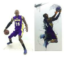 NBA Basketball L.A Lakers Kobe Bryant 1/9 Scale Motion Masterpiece Figure 01