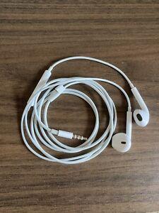 Apple EarPods 3.5mm Jack Connector For iPhone 6 & Below
