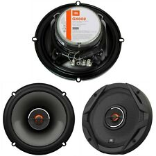 IMPEDANCE 2,3 OHM SPEAKERS JBL GX602 180 WATTS RMS CAR DOORS COUNTERS CAR