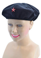 REVOLUTIONIST HAT ADULT UNISEX COMMUNIST FANCY DRESS COSTUME ACCESSORY