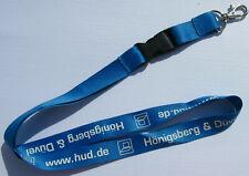 Hönigsberg & Düvel Datentechnik Schlüsselband Lanyard NEU (A38)