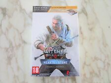 The Witcher 3 III Wild Hunt Hearts of Stone Pack Spanish Version PC NEW