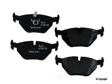 Disc Brake Pad Set Rear WD Express 520 07630 001